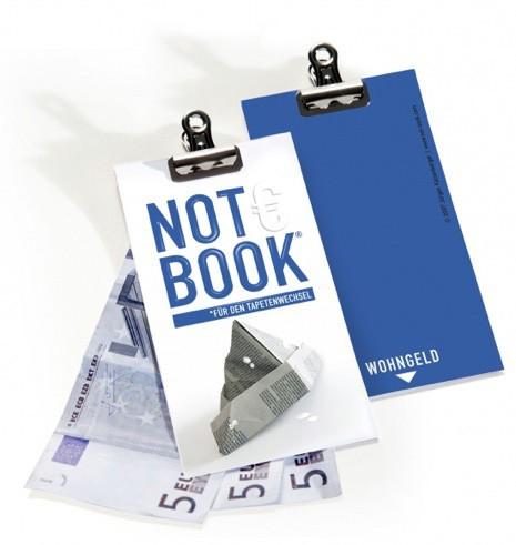 Die Papermaker - Notbook Tapetenwechsel