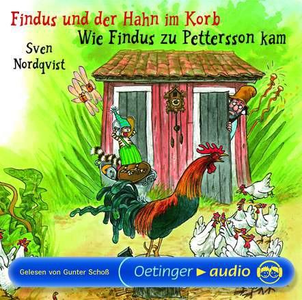Sven Nordqvist - Findus und der Hahn im Korb - Wie Findus zu Pettersson kam