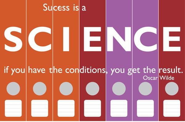 Cedon - Ordnerrücken Science
