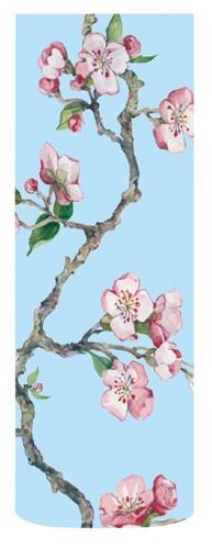 Cedon Magnetlesezeichen Kirschblüte blau