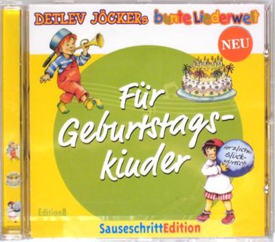 Detlev Jöcker Für Geburtstagskinder