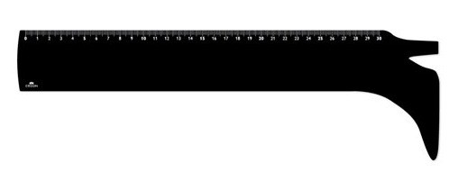 Cedon - Lineal Stiefel schwarz