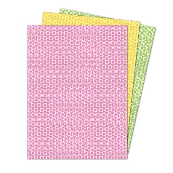 Die Papermaker - Blümchenkarton