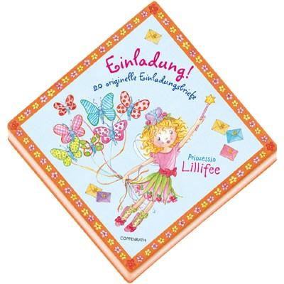 Spiegelburg - Prinzessin Lillifee Einladung