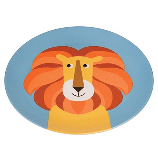Melamin Teller Löwe