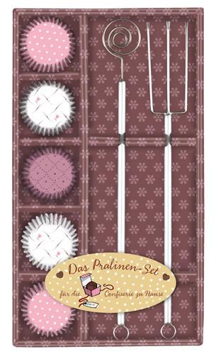 Pralinenset - Heißgeliebte Schokolade