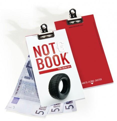 Die Papermaker - Notbook für mehr KFZ
