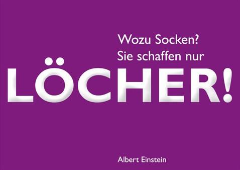 Cedon Postkarte Löcher