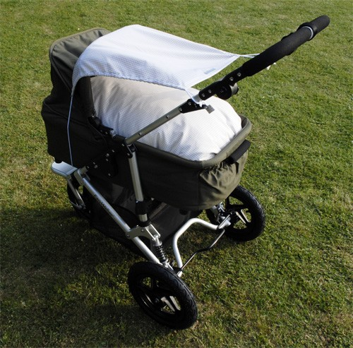 Le Petit Beurre - Sonnensegel Kinderwagen