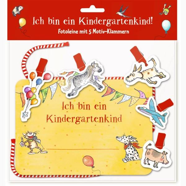 Spiegelburg - Fotoleine Kindergartenkind