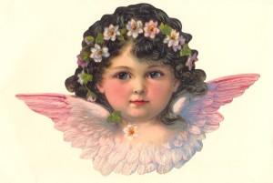 ef - Glanzbildgeschenkkarte Engel von ef-Glanzbilder