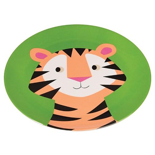 Melamin Teller Tiger