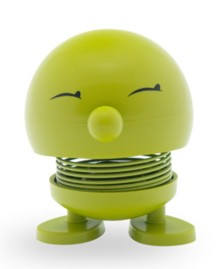 Hoptimist - Baby Bimble lime grün