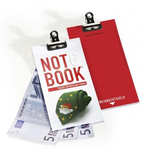 Die Papermaker - Notbook Umtauschaktion