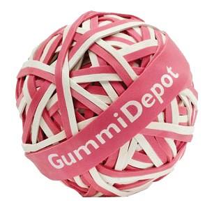 Cedon - Gummidepot pink