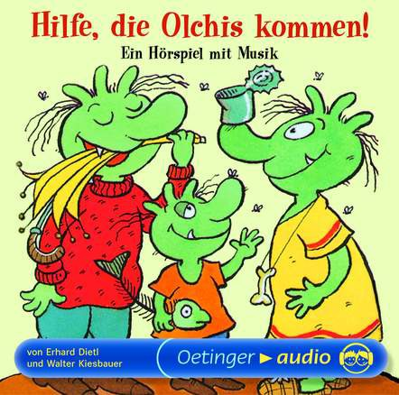 Erhard Dietl, Hilfe, die Olchis kommen