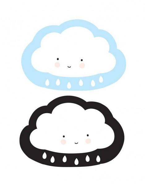 Little - Kissen Wolke
