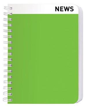Cedon - Notizblock A6 News