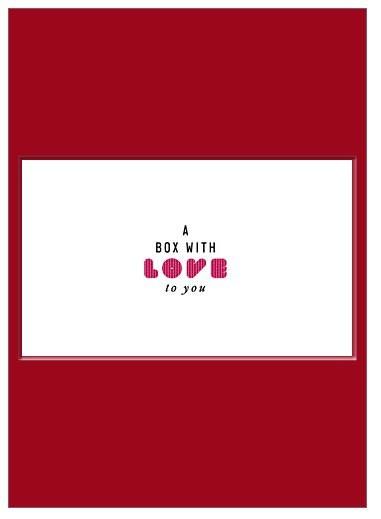 Wandler - Love Box Set rot klein