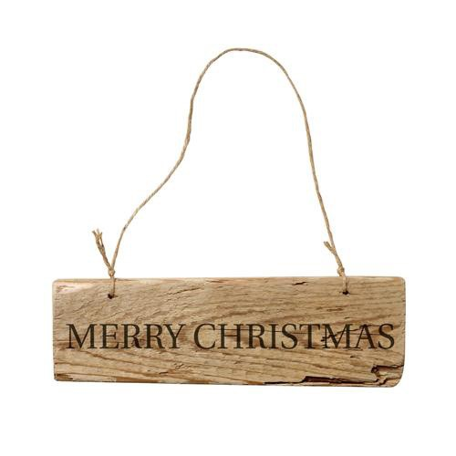 Bloomingville - Schild Merry Christmas
