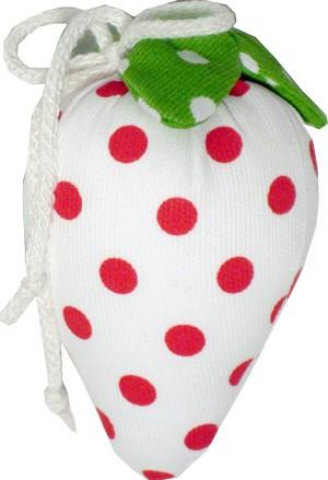 Tante Ema - Erdbeere weiß klein