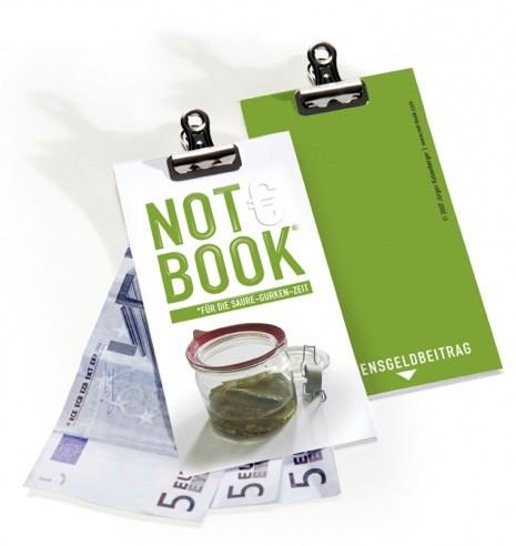 Die Papermaker - Notbook Saure Gurken Zeit